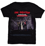 T-shirt One Direction: San Siro Movie