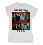 T-shirt One Direction: Four