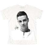 T-shirt One Direction: Liam Solo B&W