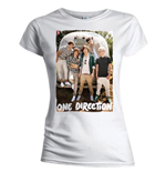 T-shirt One Direction: Airstream
