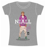 T-shirt One Direction: Niall Standing Pose