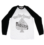 T-shirt Manches Longues Raglan Motorhead: Ace of Spades