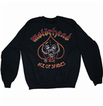 Sweatshirt Motorhead: Ace of Spades