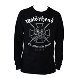 T-shirt Manches Longues Motorhead: Iron Cross