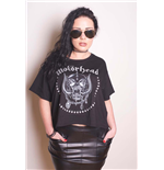 T-shirt Motorhead Fashion: Skulls & Aces