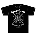 T-shirt Motorhead: Iron Cross