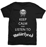 T-shirt Motorhead: Keep Calm