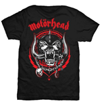T-shirt Motorhead: Lightning Wreath