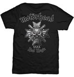 T-shirt Motorhead: Bad Magic (Taille L)