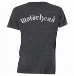 T-shirt Motorhead: Distressed Logo