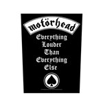 Patch Motorhead: Everything Louder