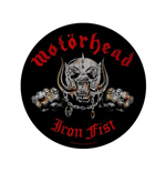Patch Motorhead: Iron Fist
