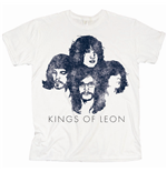 T-shirt Kings of Leon: Silhouette