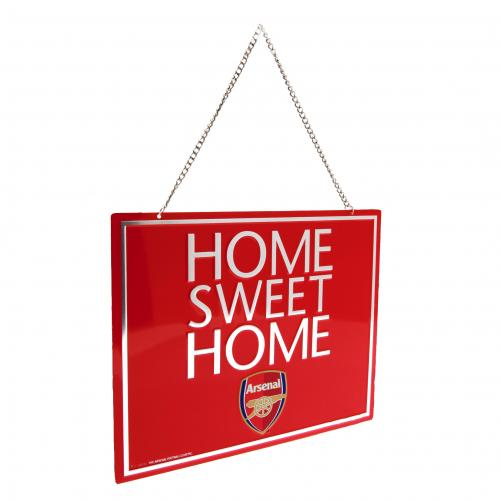 Panneau Accrochable Arsenal FC - Home Sweet Home