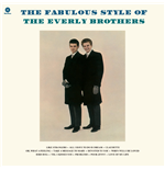 Vinyle Everly Brothers (The) - The Fabulous Style Of