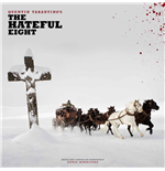 Vinyle Ennio Morricone - The Hateful Eight Quentin Tarantino