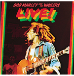 Vinyle Bob Marley & The Wailers - Live!