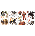 Sticker mural Star Wars 189707