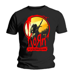 T-shirt Korn: Stage