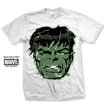 T-shirt Marvel Comics: Hulk Big Head Distressed