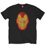 T-shirt Marvel Comics: Iron Man Distressed