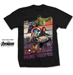 T-shirt Marvel Comics: Avengers Bars