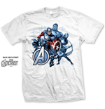 T-shirt Marvel Comics: Group Assemble