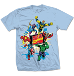 T-shirt Marvel Comics: Marvel Montage 4.