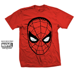 T-shirt Marvel Comics: Spider Man Big Head