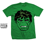 T-shirt Marvel Comics: Hulk Big Head