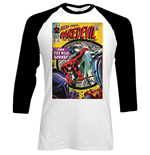 T-shirt Manches Longues Marvel Comics: Dare-devil Comic