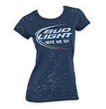 T-shirt Bud Light Burnout