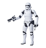 Star Wars Episode VII Black Series 2015 figurine First Order Stormtrooper SDCC Exclusive 15 cm --- E