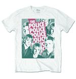 T-shirt Police: Half-tone Faces