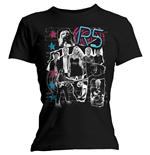 T-shirt R5: Grunge Collage
