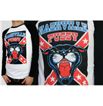 T-shirt Nashville Pussy Manches Longues: Panther