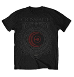 T-shirt Crossfaith: Ornament
