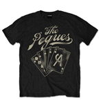 T-shirt The Pogues: Ace