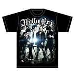 T-shirt Mötley Crüe: Group Photo
