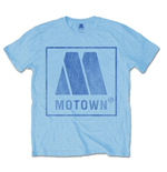 T-shirt Motown Records: Logo Vintage