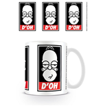 Simpsons mug D´oh