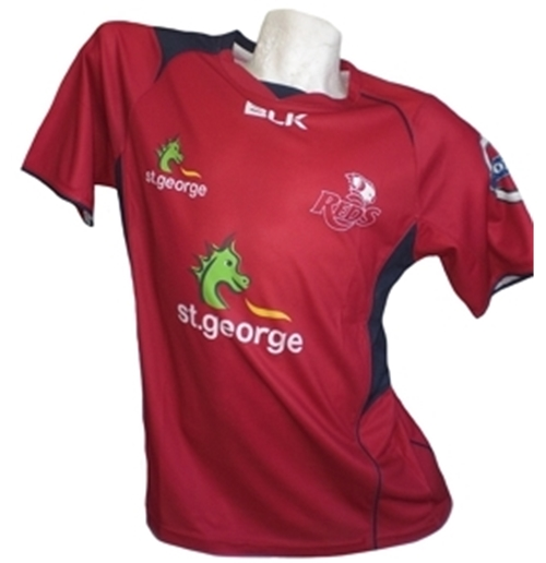 Maillot La Queensland Rugby Union  190389