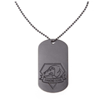 Dog Tag Metal Gear 190913