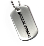 Dog Tag Metal Gear 190914