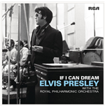 "Vinyle Elvis Presley - If I Can Dream: Elvis Presley With The Royal Philharmonic Orchestra (2 12"")"
