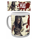 Tasse The Walking Dead Michonne