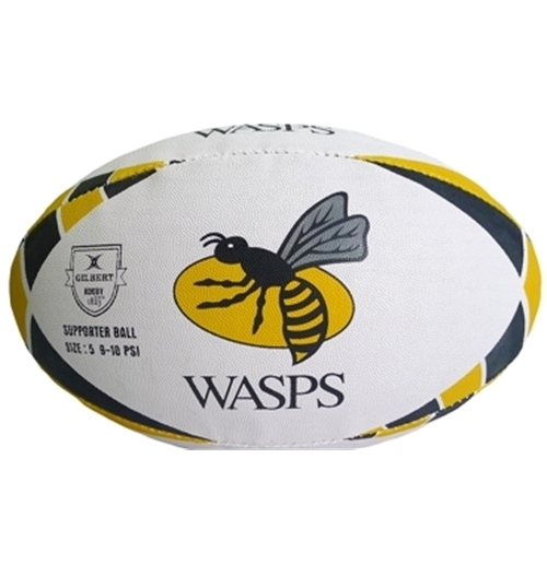 Ballon de rugby  Wasps Rugby FC 191909
