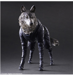 Metal Gear Solid V The Phantom Pain Play Arts Kai figurine D-Dog 11 cm