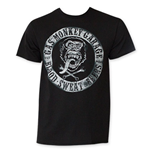 T-shirt Gas Monkey: Blood, Sweat and Bears Noir