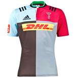 T-shirt Harlequins 2015-2016 Home